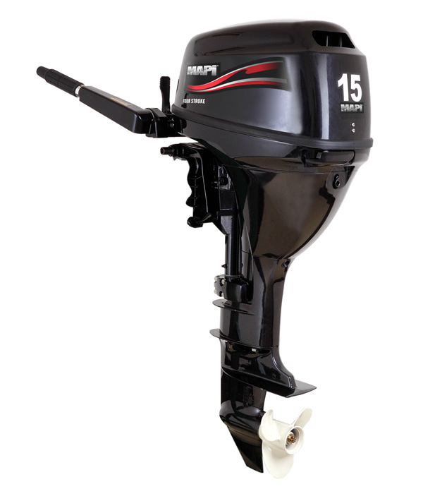 mapi f15hp short shaft four stroke outboard motor