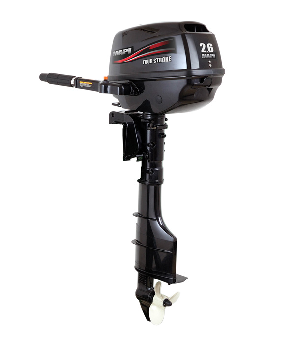 Mapi F2 6hp Long Shaft Four Stroke Outboard Motor