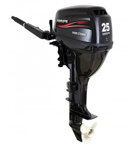 MAPI F25HP Four Stroke Outboard Motor
