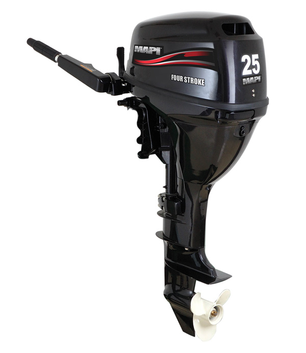 Mapi f25hp short shaft four stroke outboard motor for 4 stroke outboard motors