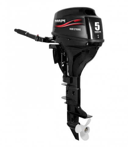 MAPI F5HP Four Stroke Outboard Motor
